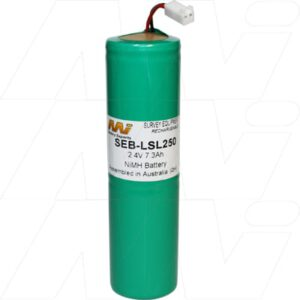 Lufkin LSL250 Self Levelling Rotary Laser Survey Equipment Battery, 2.4V, 7.3Ah, NiMH, SEB-LSL250