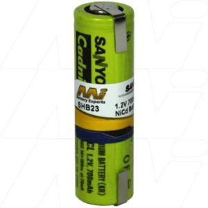 Eltron 4810 Shaver / Personal Grooming Battery, 1.2V, 700mAh, NiCd, SHB23