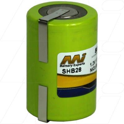 1.2V Philips 138-10591 SHB28 Battery