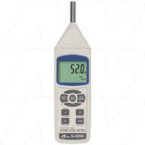 Lutron SL4023SD Sound Level Meter, SL4023SD