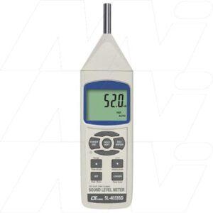 Lutron SL4033SD Sound Level Meter, SL4033SD