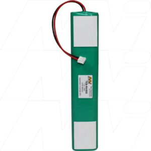Ruddweigh 500 Scale Test Equipment Battery 7.2V 1.6Ah NIMH TEB-RW500