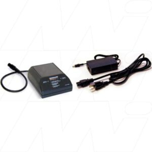 Lithium Ion & Lithium Ion Polymer Battery Charger for UBI-2590, Ultralife, UBI-5134
