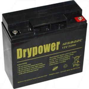 12V 12SB22C 12SB22C Battery