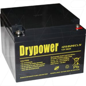 12V 12SB26CLN 12SB26CLN Battery