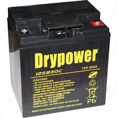 12V 12SB30C 12SB30C Battery