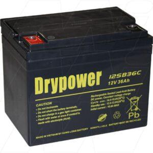 12V 12SB36C 12SB36C Battery