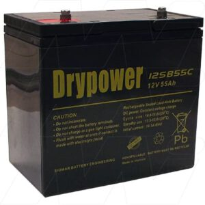 12V 12SB55CL 12SB55CL Battery