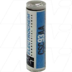 3.9V AA Lithium Sulfuryl Chloride High Rate Cell CSC93 Series 2Ah, Electrochem, 3B0024-FF