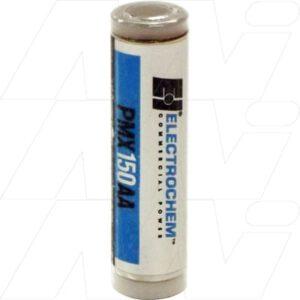 3.9V AA Lithium Sulfuryl Chloride High Rate Cell PMX150 Series 1.6Ah, Electrochem, 3B1065-FF