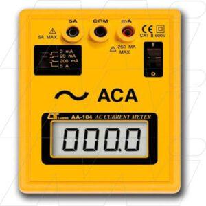 Lutron ACA Bench Meter, AA104