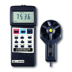 Lutron Anemometer - Air Flow & Air Velocity, AM4206