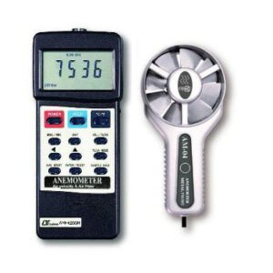 Lutron Anemometer - Air Flow & Air Velocity, AM4206M