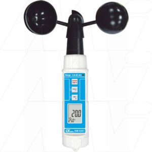 Lutron Cup Anemometer, AM4221