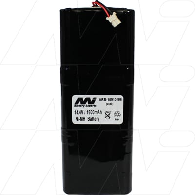Ozroll ODS Controller Automation & Security Remote Control Battery, 14.4V, 1.6Ah, NiMH, ARB-15910185