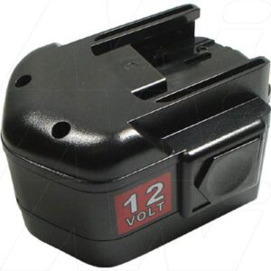 AEG BL Multi-volt-lamp Power Tool Battery 12V 1.2Ah NICd BCA-B12L