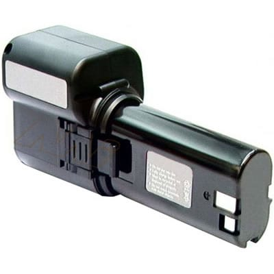 AEG 2000-SERIES Power Tool Battery, 9.6V, 1900mAh, NiCd, BCA-P9.6