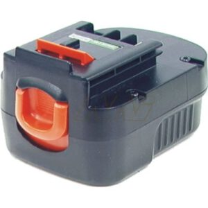 Black & Decker FSB12 Power Tool Battery 12V 2.5Ah NICd BCBD-FSB12