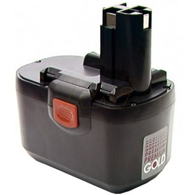 Bosch 1645 Power Tool Battery, 24V, 2200mAh, NiCd, BCBO-2607335280