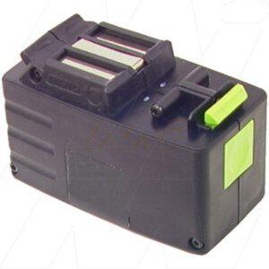 9.6V Festool TDD 12 series BCF-BPH9,6T Battery