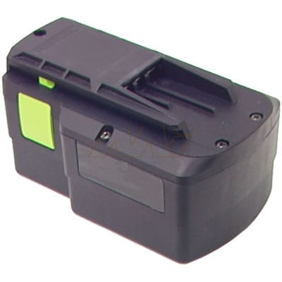 Festool TDK 15.6 series Power Tool Battery, 15.6V, 3000mAh, NiMH, BCF-BPS15,6SNiMH