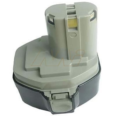 Makita 1420 Power Tool Battery, 14.4V, 3000mAh, NiMH, BCM-1435