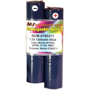 7.2V Makita 678037-1 BCM-6780371-BP1 Battery