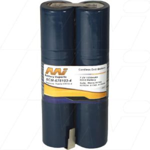 7.2V Makita 6076D BCM-678103-4 Battery