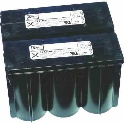 12V Ryobi 0859-1008 BCR-0859-1008 Battery