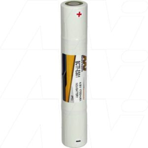 Tiffany Handvac ES01 Vacuum Cleaner Battery, 4.8V, 1.7Ah, NiCd, BCTF-ES01