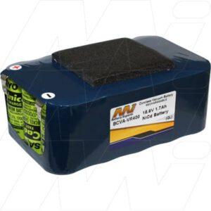 Vax VR400 Vacuum Cleaner Battery 15.6V 1.7Ah NICd BCVA-VR400