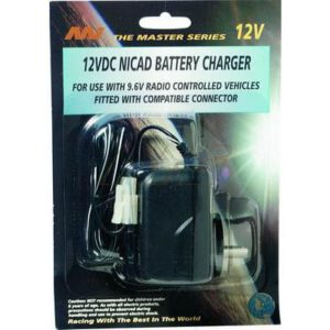NiCd Charger, Output 12VDC 300mA for