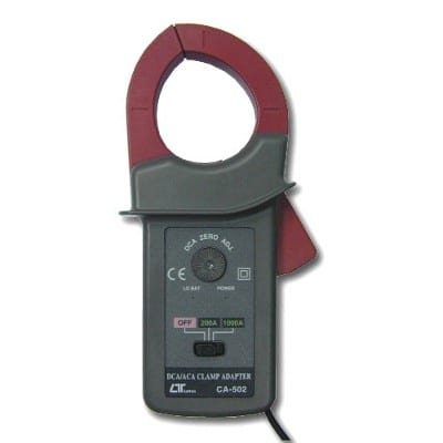 Lutron Clamp Adaptor - Dca/Aca 0-1000a, CA502