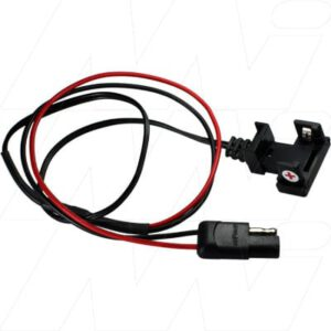 Constar SAE Quick Disconnect Plug to PL10 Mating adaptor for LB-VWVB series batteries, Mst, CC28-300