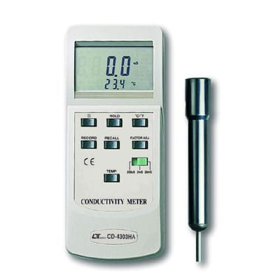 Lutron Conductivity Meter, CD4303HA