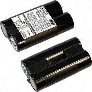 Logitech LX700 Cordless Desktop Battery, 1.2V, 1800mAh, NiMH, CDB-L-LC3