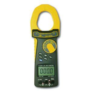 Lutron Dca/Aca Clamp Meter + Dmm. True Rms, CM9930