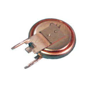 3V 48mAh Button / Coin CR1225FV Lithium Specialised Cell PCB Mount, Renata