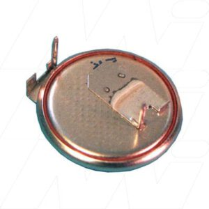 3V Button / Coin Lithium Specialised Cell PCB Mount l 75mAh, Renata, CR1616FH