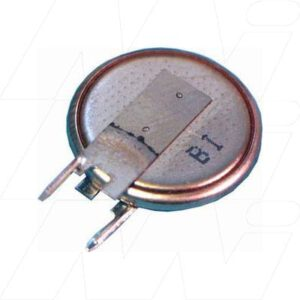 3V Button / Coin Lithium Specialised Cell PCB Mount l 75mAh, Renata, CR1620FV