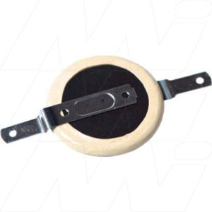 3V Button / Coin Lithium Manganese Dioxide Specialised Cell PCB Mount l 125mAh, Pan., CR1632-1F2