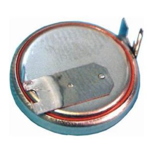 3V Button / Coin Lithium Manganese Dioxide Specialised Cell PCB Mount l 125mAh, Renata, CR1632FH1