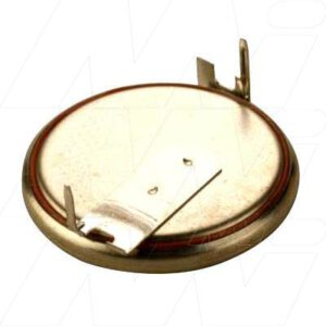 3V 170mAh Button / Coin CR2025FH1 Lithium Manganese Dioxide Specialised Cell PCB Mount, Renata
