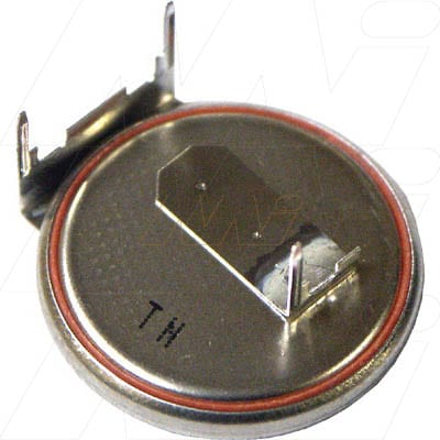 3V Button / Coin Lithium Manganese Dioxide Specialised Cell PCB Mount l 170mAh, Renata, CR2025RH