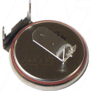 3V 235mAh Button / Coin CR2032RH Lithium Specialised Cell PCB Mount, Renata