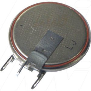 3V Button / Coin Lithium Manganese Dioxide Specialised Cell PCB Mount l 190mAh, Renata, CR2325RV