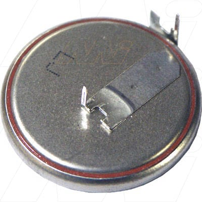3V Button / Coin Lithium Specialised Cell PCB Mount l 285mAh, Renata, CR2430FH1