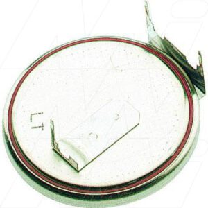 3V 285mAh Button / Coin CR2430RH1 Lithium Specialised Cell PCB Mount, Renata