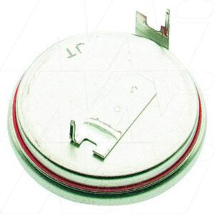 3V 560mAh Button / Coin CR2450NFH Lithium Specialised Cell PCB Mount, Renata