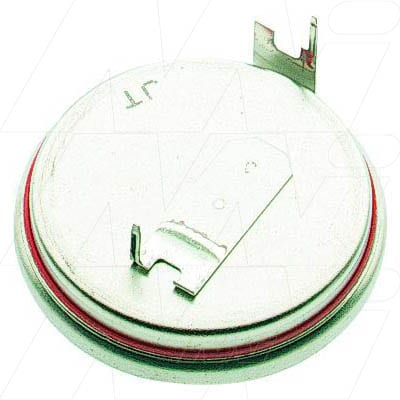 3V Button / Coin Lithium Specialised Cell PCB Mount l 560mAh, Renata, CR2450NFH